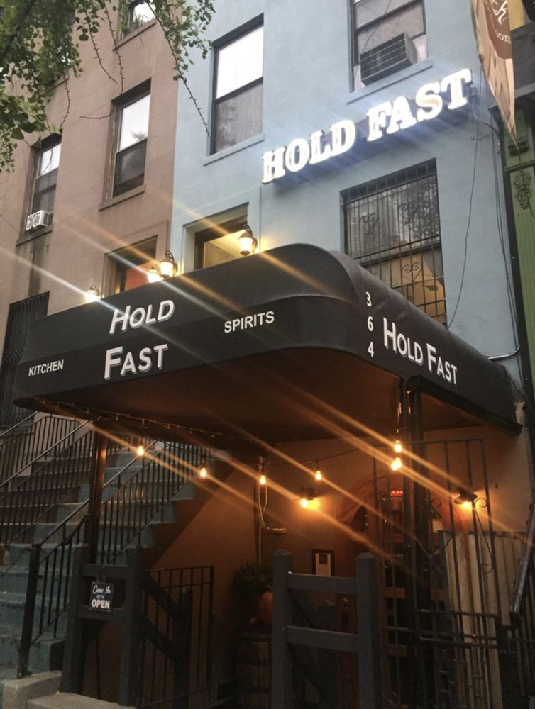 Hold Fast Kitchen and Spirits