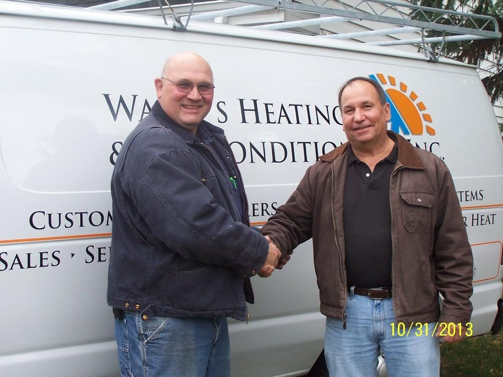 Wally's Heating & Air Conditioning: Cary, IL