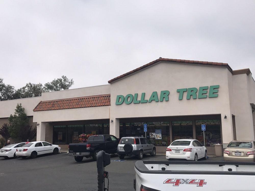 Dollar Tree: 2745 Alpine Blvd, Alpine, CA