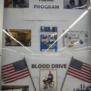 How do you schedule an AMVETS donation pickup?