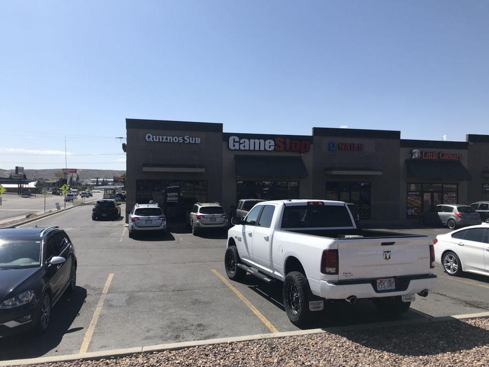Quiznos: 101 Gateway Blvd Ste A, Rock Springs, WY