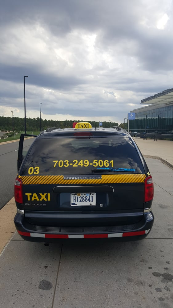 Taxi Reston and Herndon: 2118 Mager Dr, Reston, VA