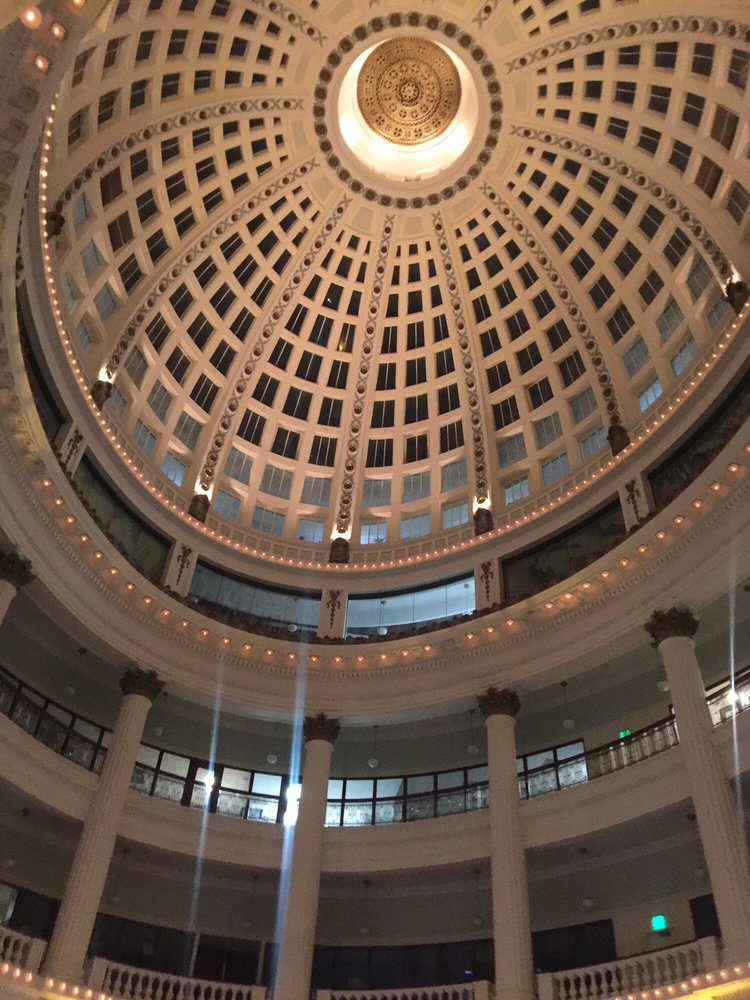 The Oakland Rotunda