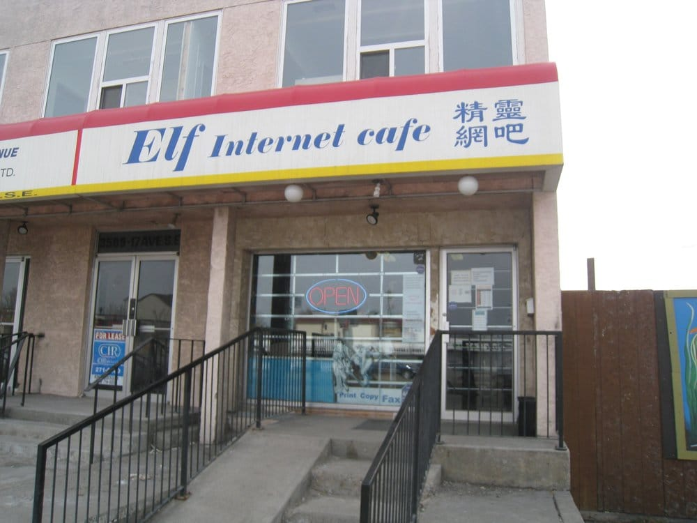 Elf Internet Cafe Calgary Ab