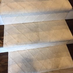 Photo Of Perfection Carpet Cleaners Peabody Ma United States Middle Step