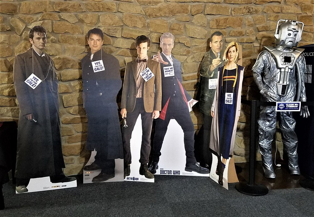 Doctor Who North America: 8901 S State Rd 67, Camby, IN