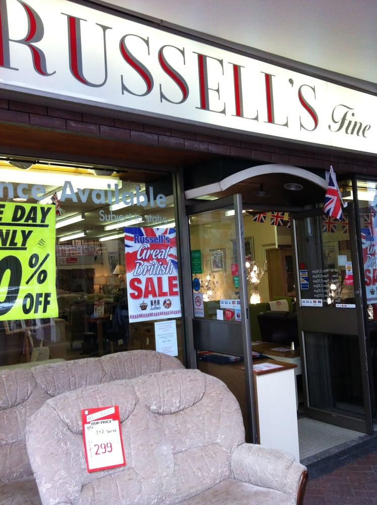 Russells Fine Furniture Furniture Shops 20 Central Square