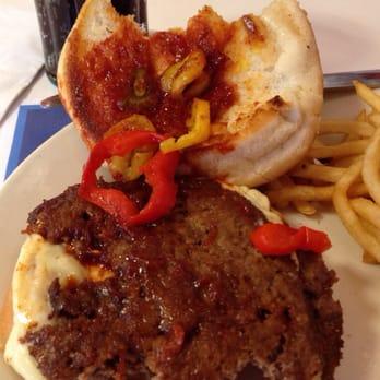 Steak n shake 11 photos 10 reviews burgers 515 for Auburn caribbean cuisine