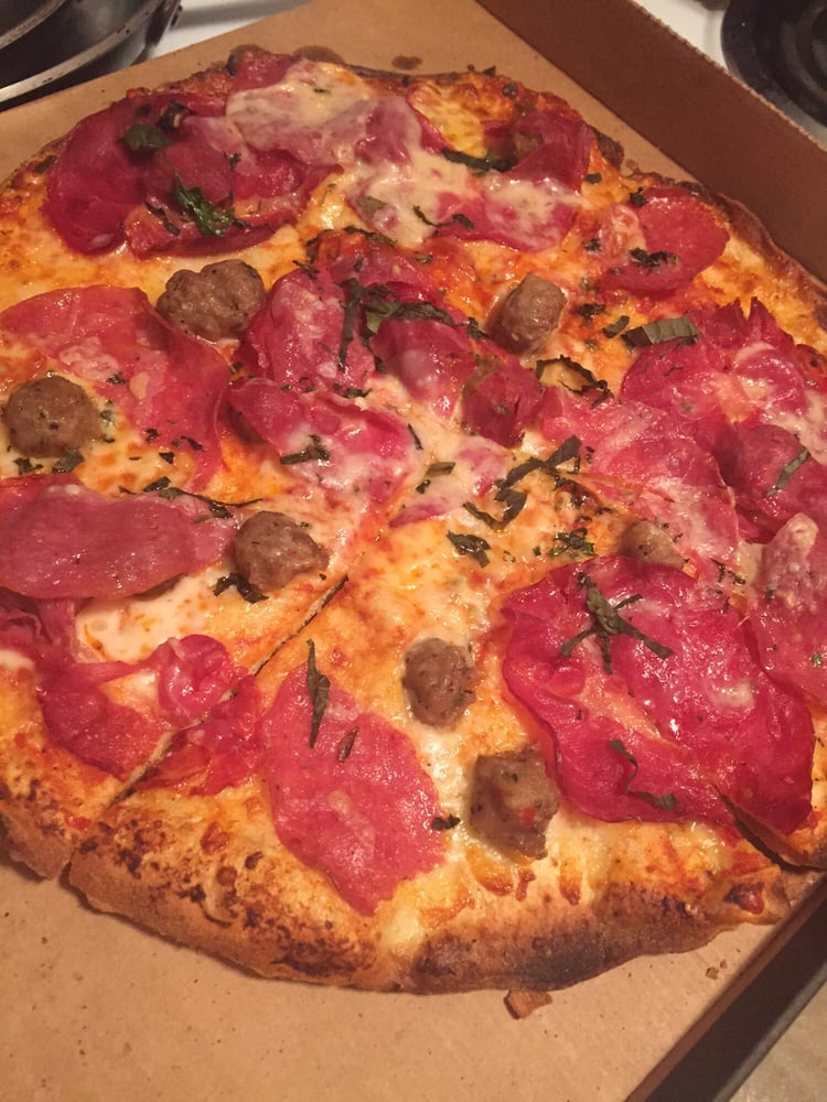exceptional California Pizza Kitchen Warrenville #9: Photo of California Pizza Kitchen - Warrenville, IL, United States. Sicilian pizza!