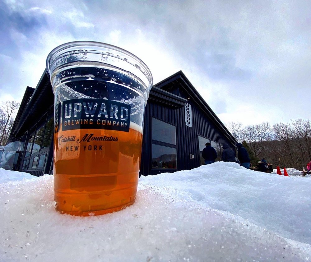Upward Brewing Company: 171 Main St, Livingston Manor, NY