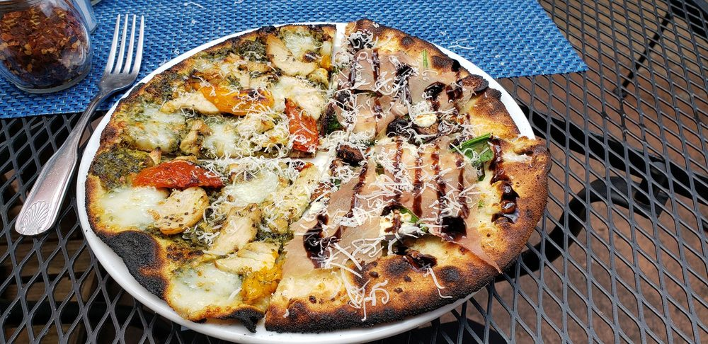 Social Spots from East Village Bohemian Pizzeria