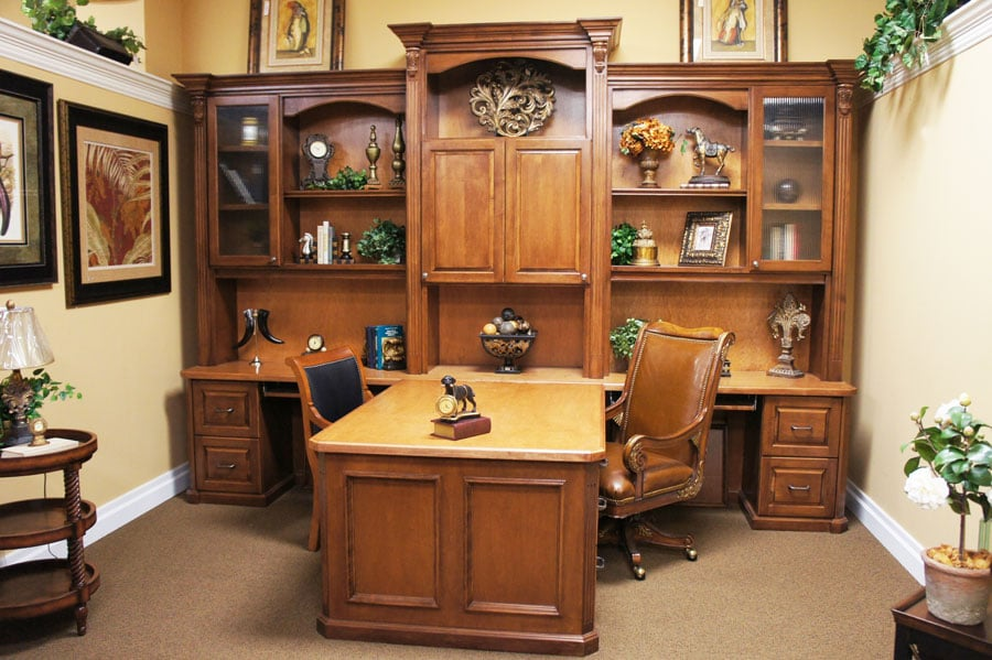 Furniture Design Gallery Sanford Fl home office partners desk - yelp