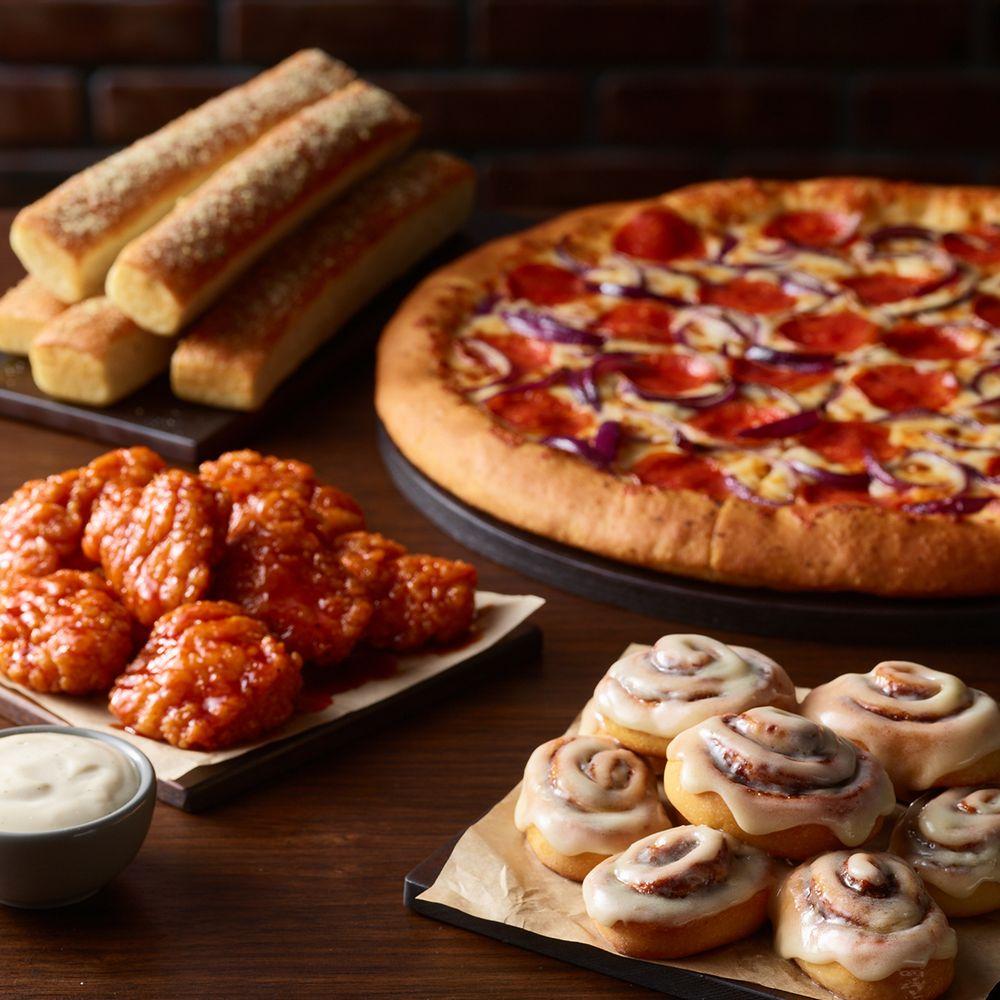 Pizza Hut: 105 Loop Dr, Cherokee, OK