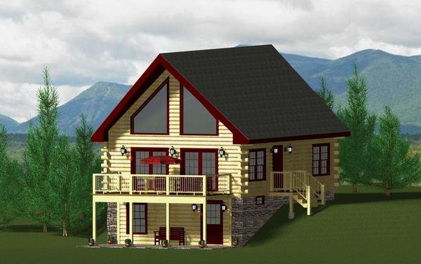 gallery lincoln plans logs image homes international pioneer stacks log