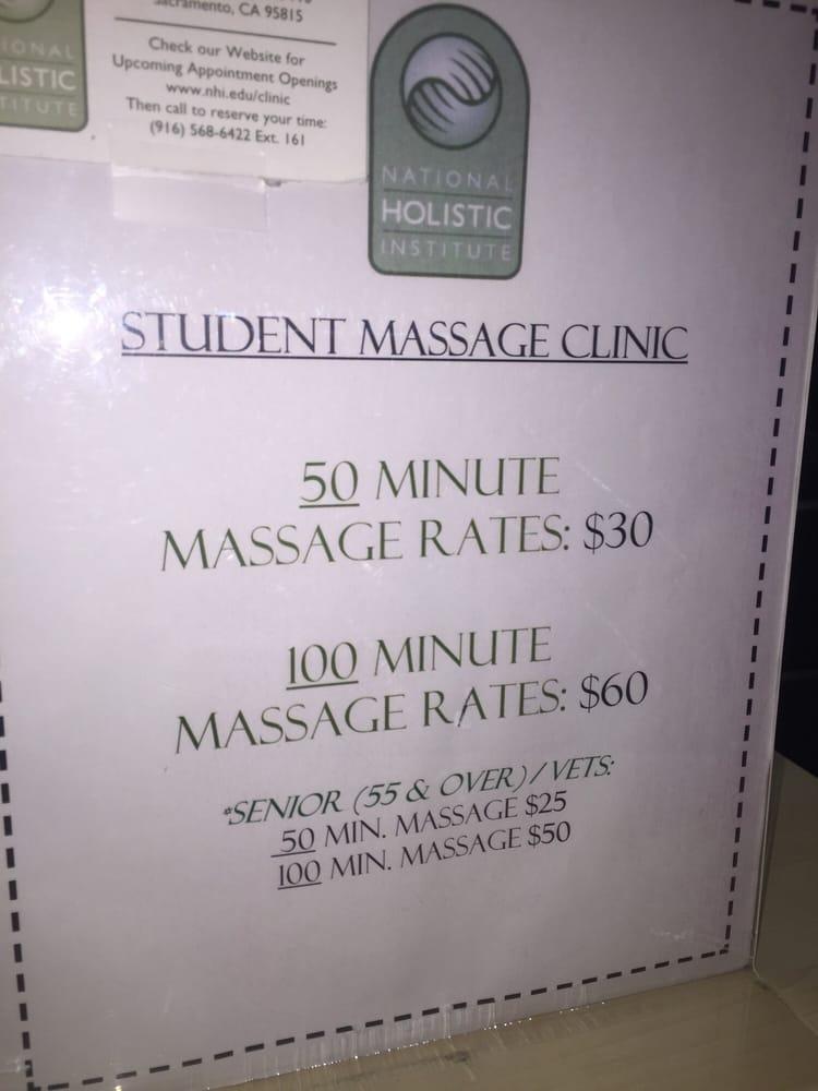 National Holistic Institute Massage School 49 Photos Massage