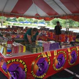 Photo of Phantom Fireworks Tents - Ocala FL United States & Phantom Fireworks Tents - Fireworks - 3100 SW Collage Rd Ocala FL ...