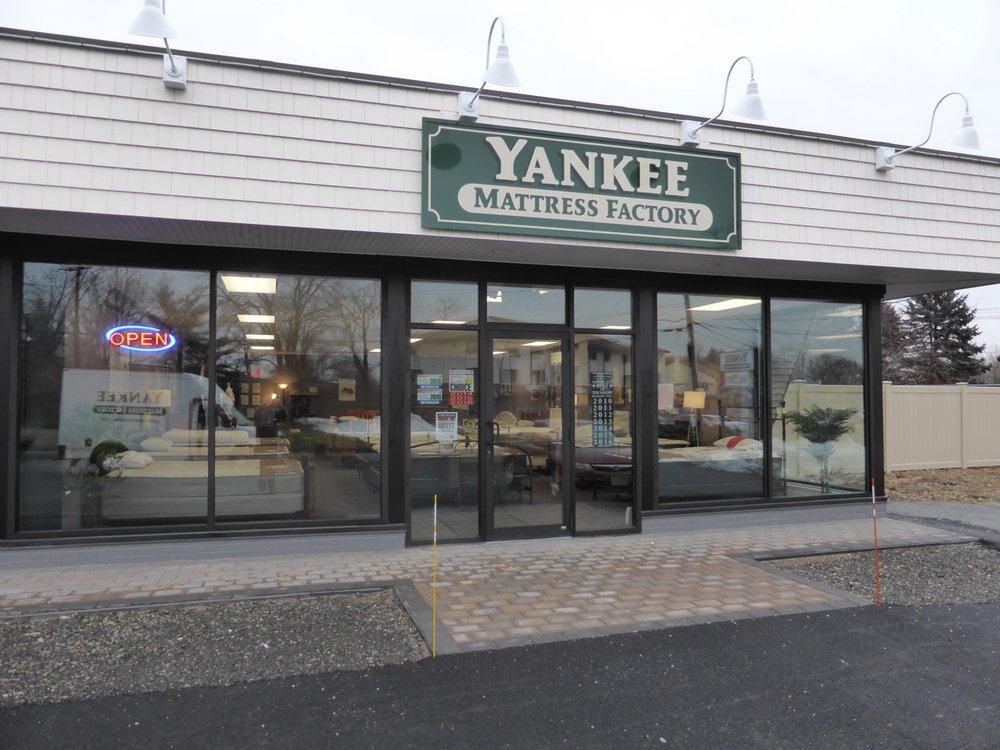 Yankee Mattress Factory Mattresses 104 Damon Rd