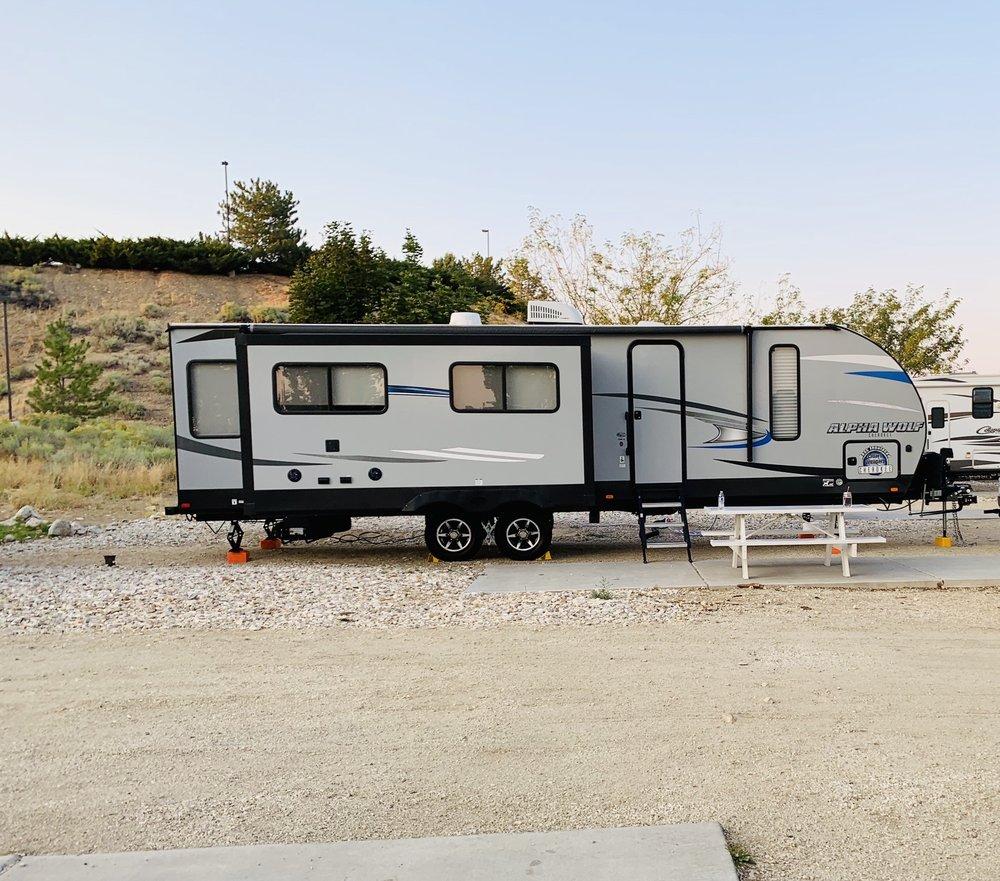 Iron Horse Rv Resort: 3400 E Idaho St, Elko, NV