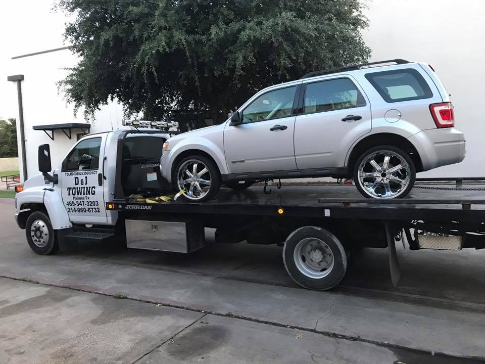 Towing business in Ennis, TX