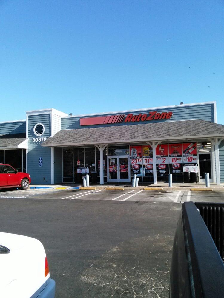 AutoZone Auto Parts: 30870 Riverside Dr, Lake Elsinore, CA