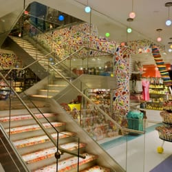 photo of dylans candy bar new york ny united states candy stairs