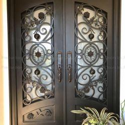 Photo of Precise Iron Doors - Sylmar CA United States & Precise Iron Doors - 240 Photos \u0026 39 Reviews - Door Sales ...