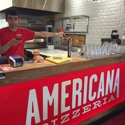 Americana pizzeria helsinki