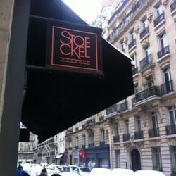 Restaurant Rue Cardinet Paris