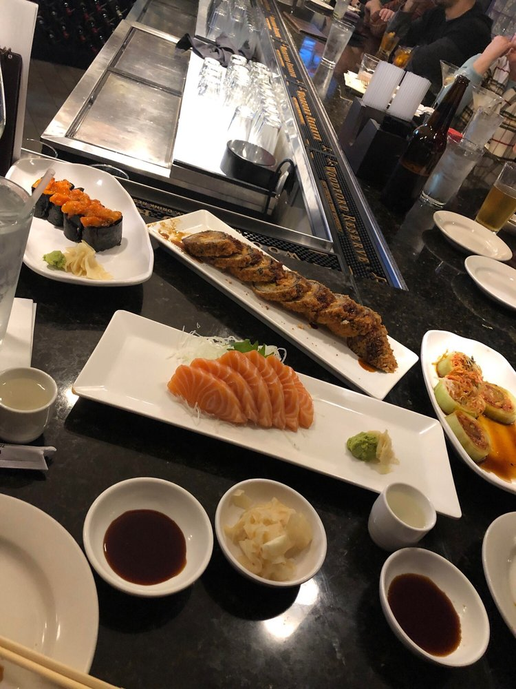 Sapporo Japanese Grill and Sushi: 1706 Bardstown Rd, Louisville, KY