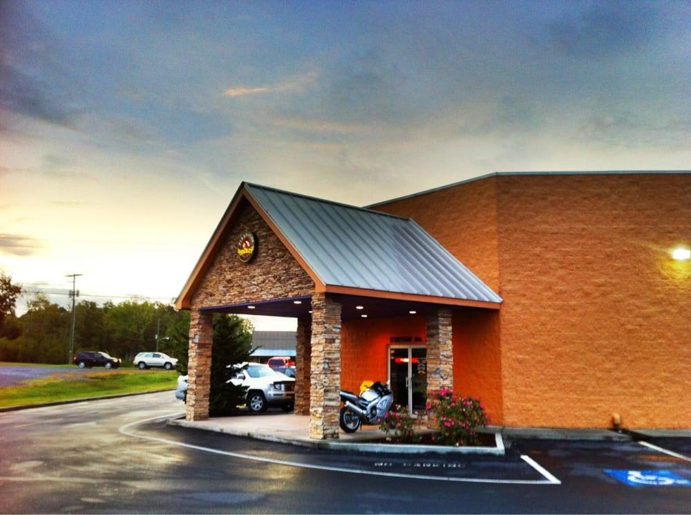 Firehouse Gym Calhoun: 401 Curtis Pkwy SE, Calhoun, GA