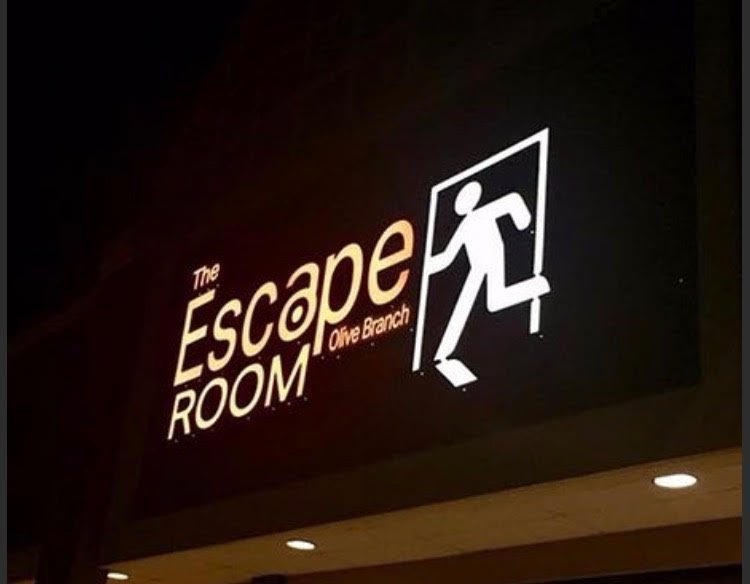 The Escape Room Olive Branch: 8230 Camp Creek Blvd, Olive Branch, MS