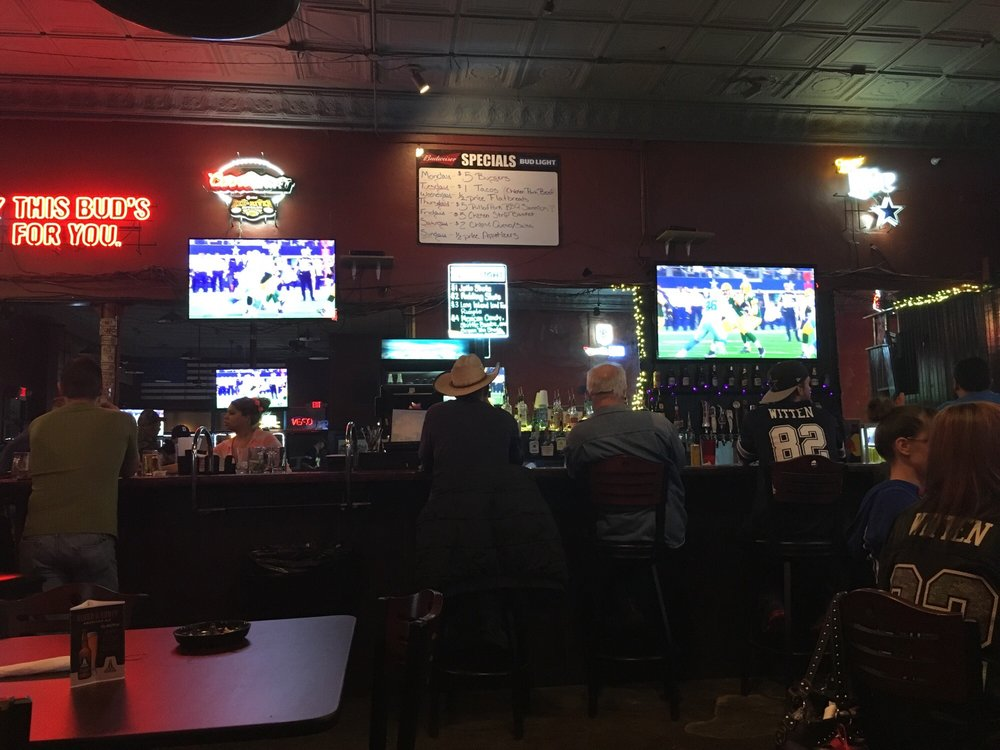 EbbTide Club and Sports Grill: 301 N Commerce St, Gainesville, TX