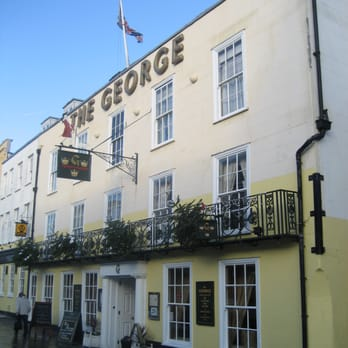 The George Hotel Colchester Parking