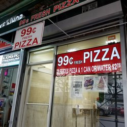 Photo Of 99cents Fresh Pizza