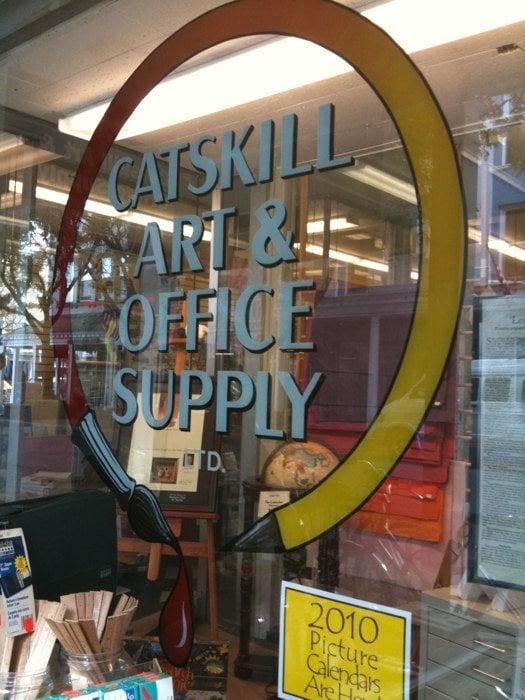 Catskill Art Supply: 230 Plaza Rd, Kingston, NY