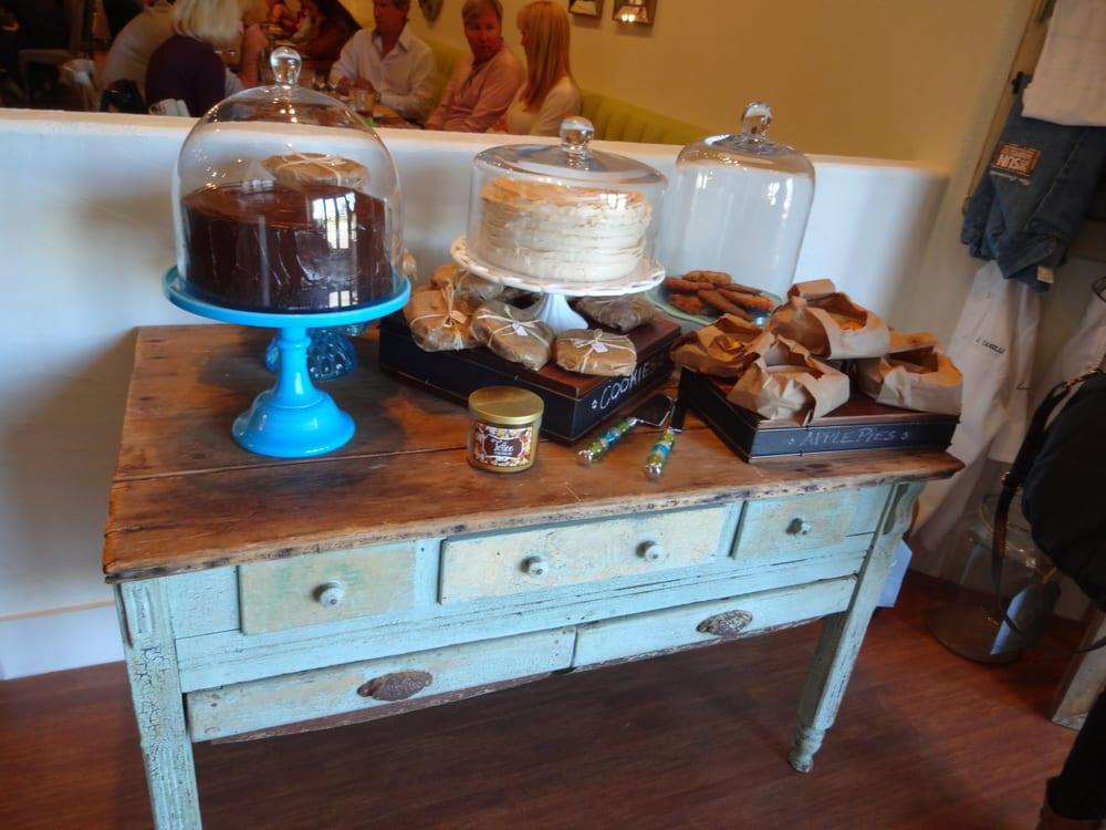 Dessert table yelp for Table 52 yelp