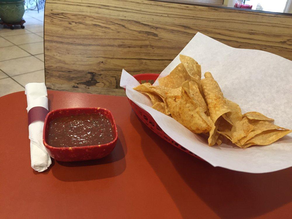 Taco Loco: 1103 S Rice St, Hamilton, TX
