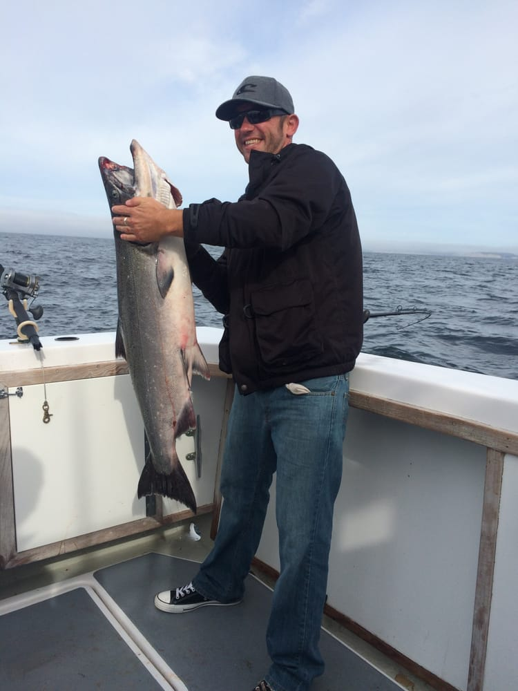 8 28 15 32 pound beast yelp for Charter fishing san francisco