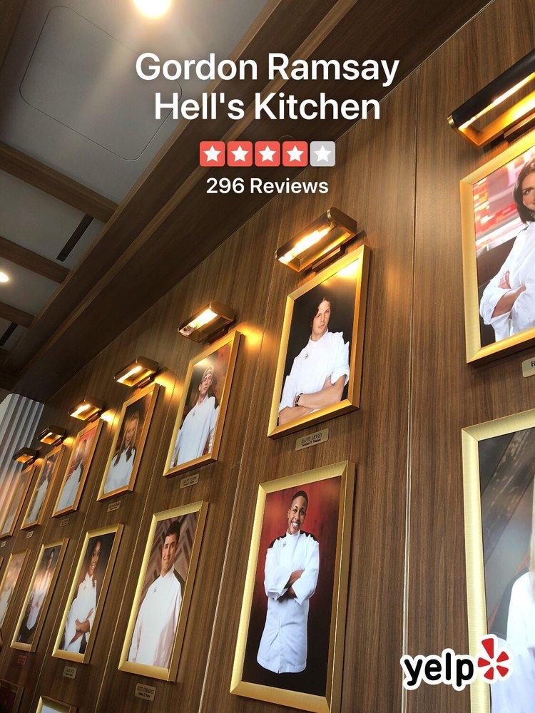 Hell S Kitchen Las Vegas Careers