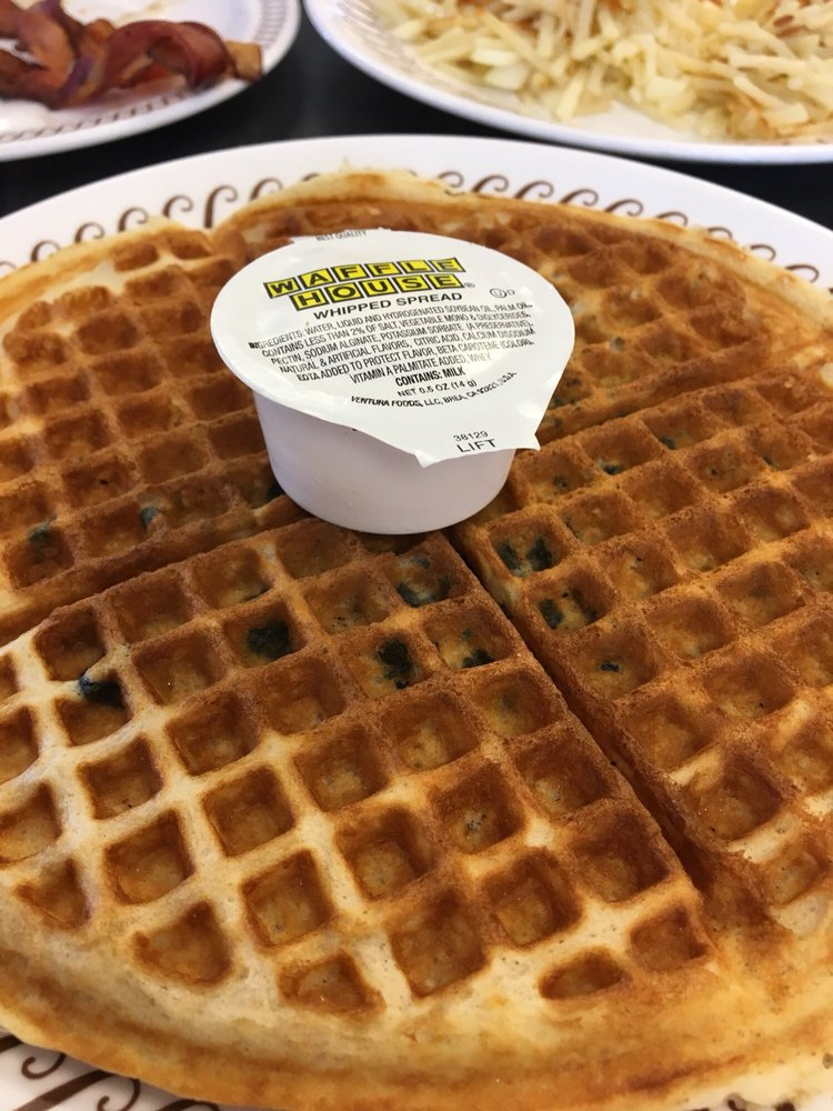 Waffle House: 1133 N Main St, Bellefontaine, OH