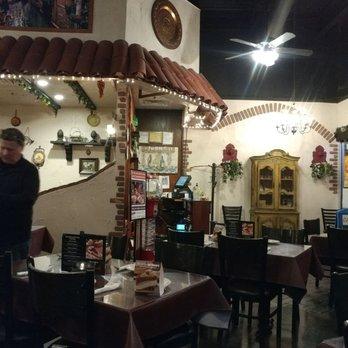 Italian Restaurant On Rufe Snow