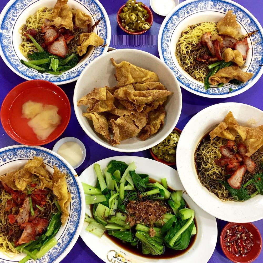 Parklane Zha Yun Tun Mee House Singapore