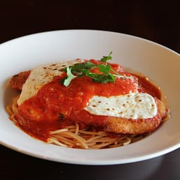Italiana's - New City, NY, United States. Chicken Parmigiana-Italianas New City NY