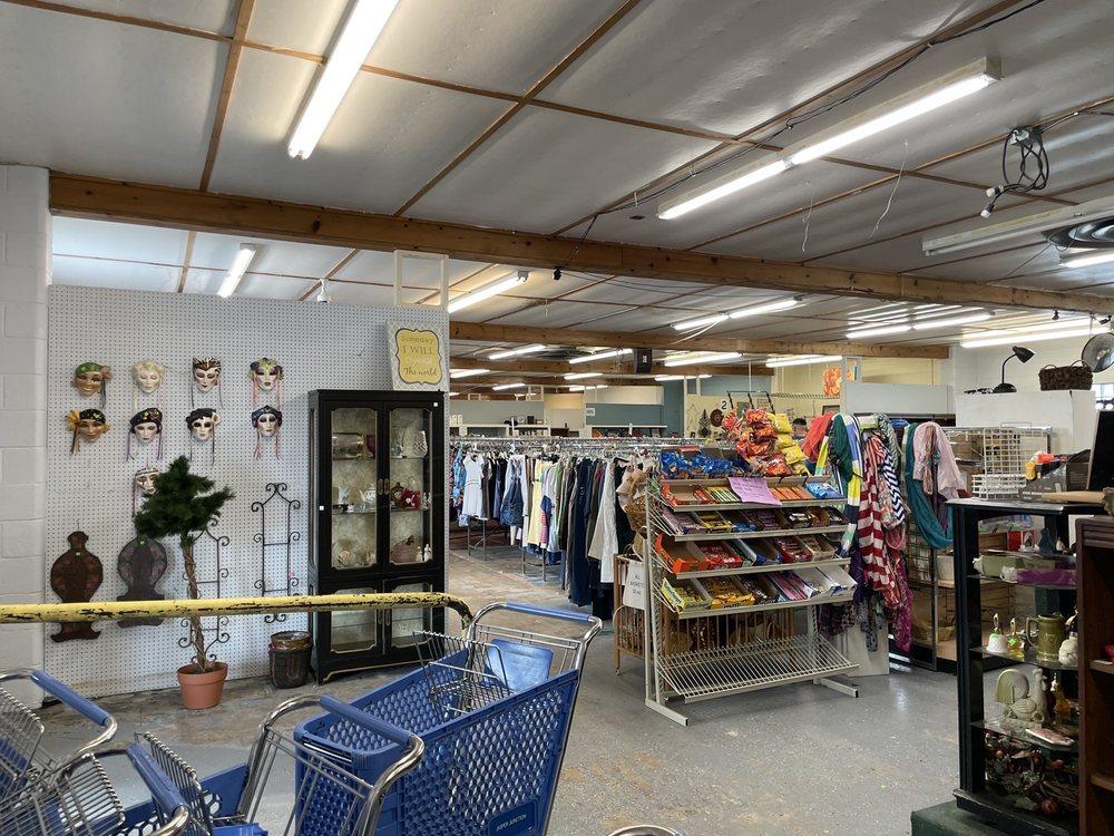 Jasper Junction Flea Market & Thrift Store: 951 N US Hwy 231, Rensselaer, IN