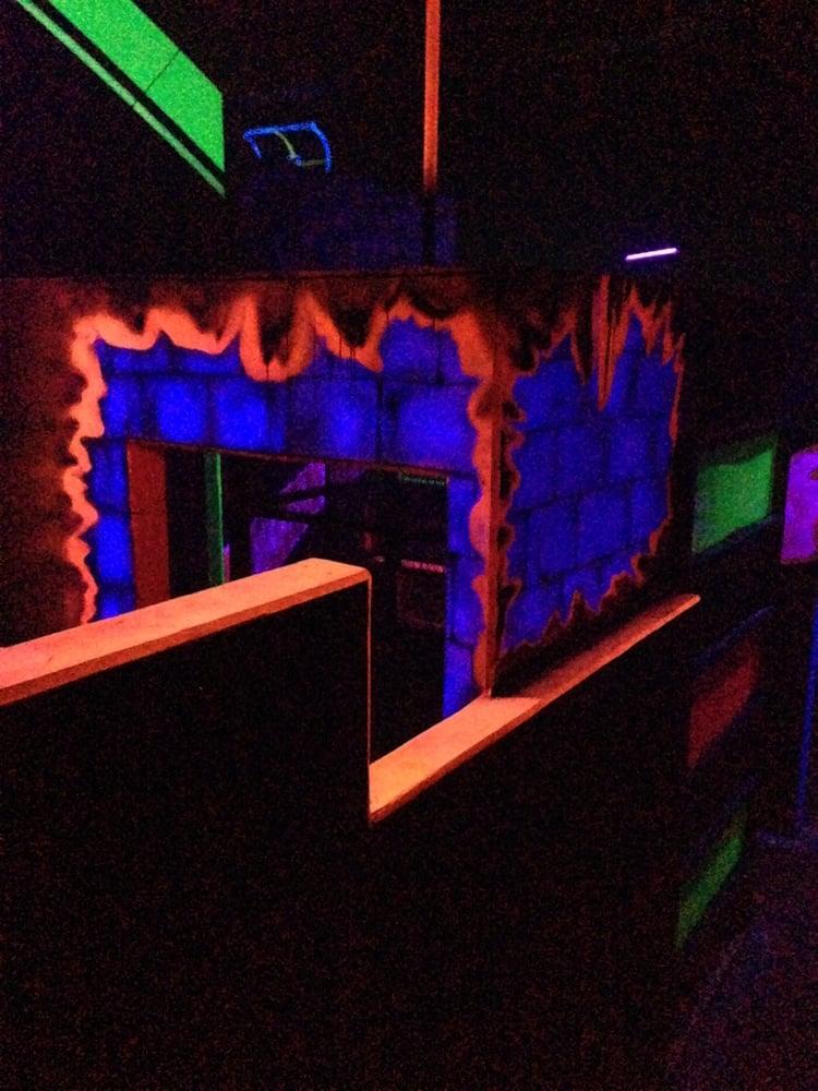 Ultra Zone Laser Tag: 3447 Carlin Springs Rd, Falls Church, VA