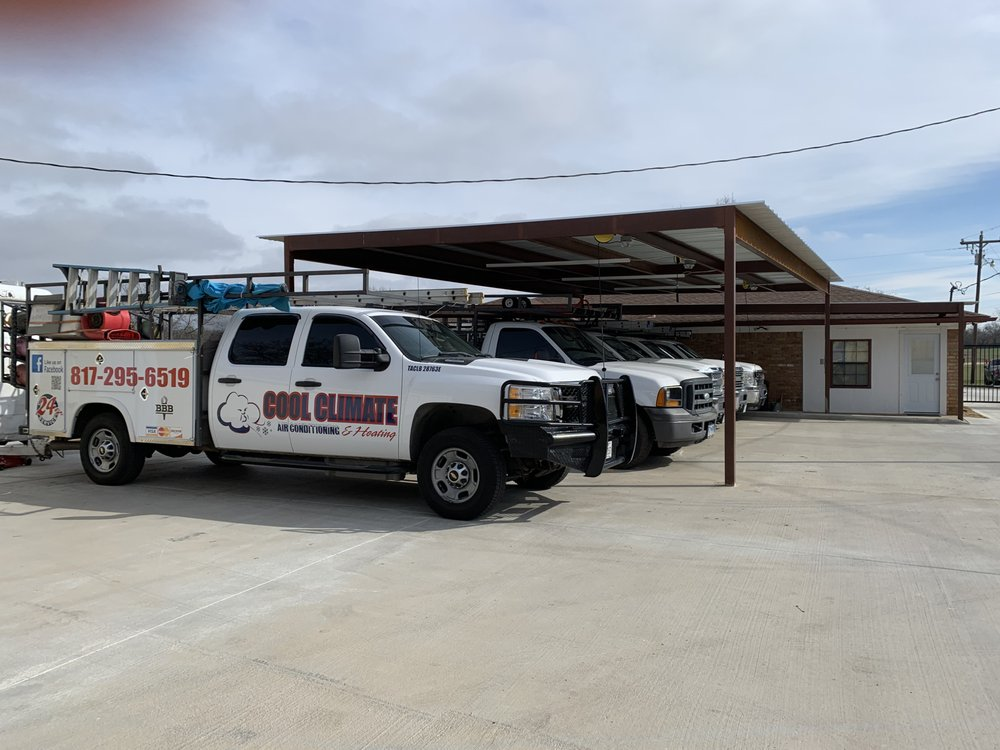 Cool Climate Air Conditioning & Heating: 2840 Fm 731, Burleson, TX