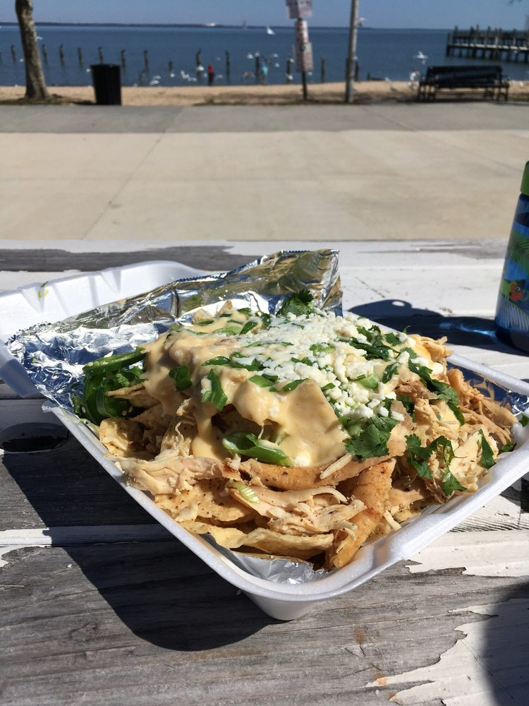 Beach Taco: 108 Taylor St, Colonial Beach, VA