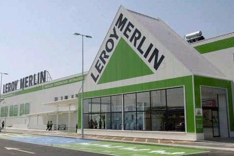 leroy merlin tienda departamental carretera a 5
