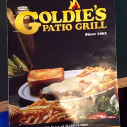 Photo Of Goldies Patio Grill   Pryor, OK, United States. Menu ...