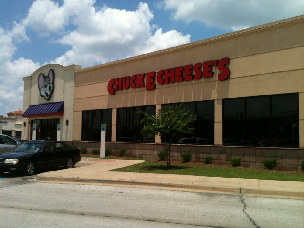 Chuck E. Cheese's - Pizza - Gulfgate/Pine Valley - Houston ...